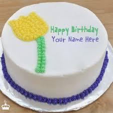 Cosmetics Birthday Cake Girls Name Birthdaycakeforboygq