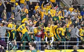 Minot State University Dome Seating Chart Ndsu Reduces Student Seats Adds More Season Tickets For