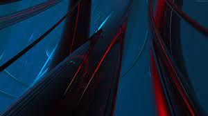 Uhd Wallpapers 4k Abstract Red Blue ...
