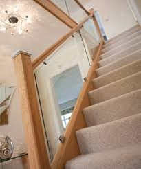 modern glass staircases bespoke glass staircase