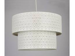 very metal fretwork two tier drum shade 24 99 very
