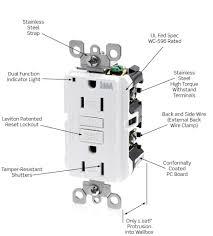 leviton wt899 w 20 amp 125 volt smartlock pro slim weather view larger