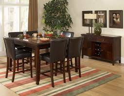 counter height dining chairs andower pc counter height dining set