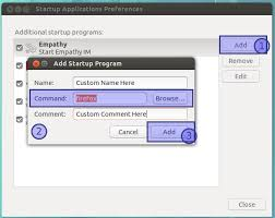 add to startup 12 04 how to add application to startup application menu ask ubuntu