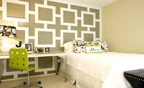 Interior:Fantastic Small Guest Room With Storage Bed And Striped Pink Walls  Creative Modern Guest