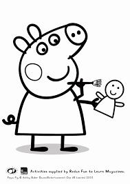 Disegni Di Cartoni Animati Da Colorare Cartone Animato Peppa Pig
