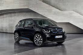 Bmw I3 Gets A New Color Fluid Black Bmw Electric Car Bmw I3 Bmw I3 Electric