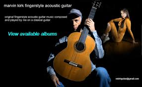 marvin kirk fingerstyle acoustic guitar music
