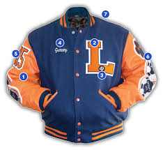 balfour tennessee letter jackets
