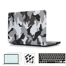 <b>RYGOU</b> Camouflage Pattern Ultra Slim Light Weight Hard Case ...