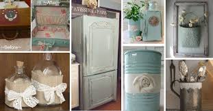 25 diy shabby chic decor ideas for women who love the retro style cute diy projects