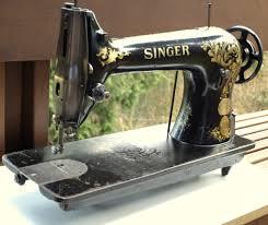 Singer Industrial Sewing Machine Model 31 20