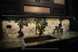 Granite With Backsplash Unique Decorating Design