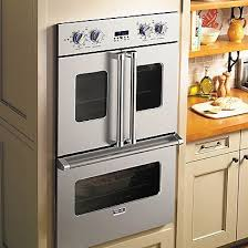 new viking french door wall oven