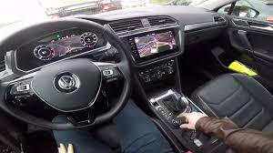 Tiguan Sunroof Ambient Lighting New Volkswagen Tiguan Allspace Short Test Drive And Review 2018