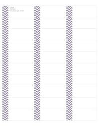 Avery 5162 Labels Download Your Free Purple Chevron Address Labels Compatible With