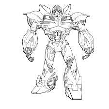 Transformers Kleurplaten Kleurplatenpaginanl Boordevol Coole