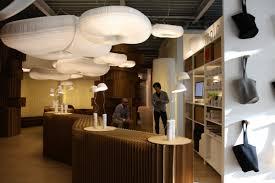 office interior designing. Elegant Office Design Ideas Apply Brown To The Interiors And Furniture : Extravagant Interior Designing