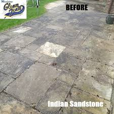 indian sandstone patio cleaning gravesend