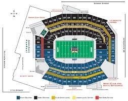 Army Navy Game Seating Chart Offer Details A Premier Travel