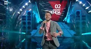Raffaele Renda | Un'emozione da poco | Sanremo Young 16-2-2018