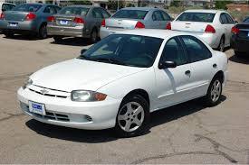 CNG Utah - 2004 Chevrolet Cavalier Bi-Fuel