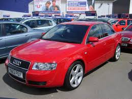 Audi A4 2.5 2001 Technical specifications | Interior and Exterior ...
