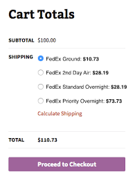 Fedex Shipping Quote Stunning WooCommerce FedEx Small Package Plugin Eniture Technology