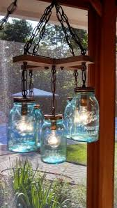 mason jar lighting ideas. exellent lighting mason jar light fixture with mason jar lighting ideas i