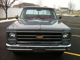 1979 Chevrolet 3/4 Ton Silverado 2 Wheel Drive Pickup - Classic ...