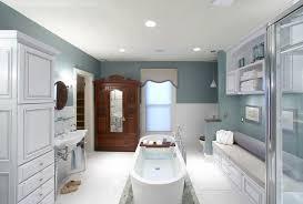 white wooden bathroom furniture. Armoire Bathroom Makes Furniture Complete - Full Bathroom Has White  Wooden Armoire And Furniture