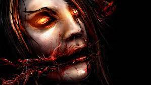 Chelsea Grin Face Creepy Drawing heavy ...