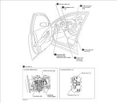 nissan rogue fuse box diagram nissan manual repair wiring and engine wiring diagram 2005 nissan quest bcm