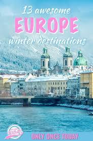 13 best winter destinations in europe