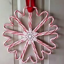 Best 25 Candy Cane Wreath Ideas On Pinterest  Diy Door Wreaths Candy Cane Wreath Christmas Craft