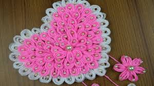 Design Craft Amazing Woolen Design Woolen Craft Idea Best Reuse Ideas Best Out Of Waste Diy Arts And Crafts