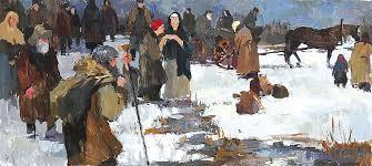 Галерея Арт Владивосток › Дальневосточная Государственная  Благодатских М Переселенцы