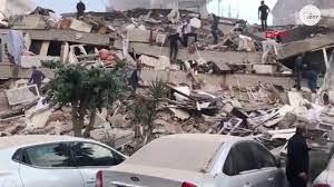 7.0 magnitude earthquake in Aegean Sea ...