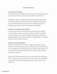 It Manual Template Fresh Policy Manual Template POSERFORUMNET 10