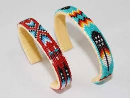 native american navajo beaded bracelet 30 navajo beaded braclet 30