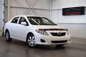 Pre-Owned 2010 Toyota Corolla Ce plus in Magog - Pre-Owned ...