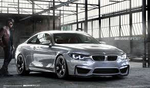 Coupe Series bmw m4 f82 : F82 BMW M4 Coupe gets rendered | BMWCoop