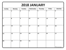 calendar january 2018 template calendar january 2018 to print january calendar 2018