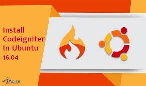 how to install codeigniter on ubuntu 16