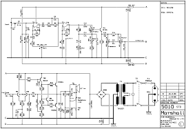 how do i add an external speaker jack to my combo marshall 5010 master lead combo schematic