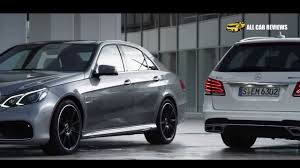 2014 Mercedes E63 AMG S 4MATIC Station Wagon & E63 AMG Sedan - YouTube
