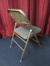 vintage samsonite metal folding chair