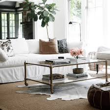 Find decorative trays and coffee table trays for stylish storage. 15 Pretty Ways To Decorate And Style A Coffee Table