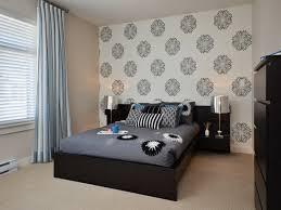 The Delightful Images of image Bedroom wallpaper designs