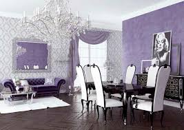 ... Very Attractive Design Purple And Black Living Room Ideas 14 Mixing Is  The Key Model Home ...